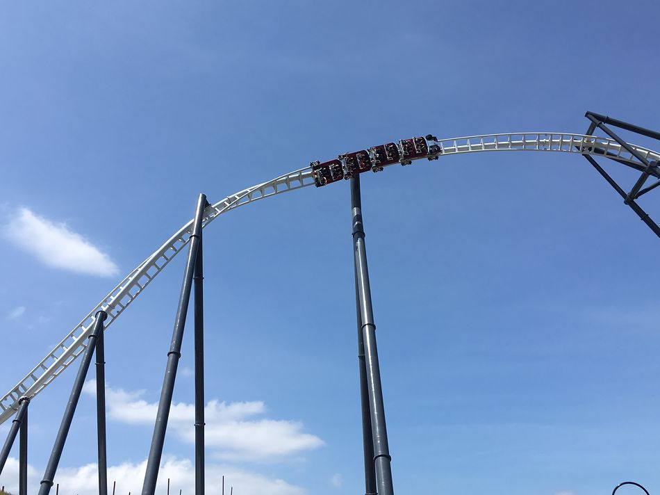 Maxx Force photo from Six Flags Great America