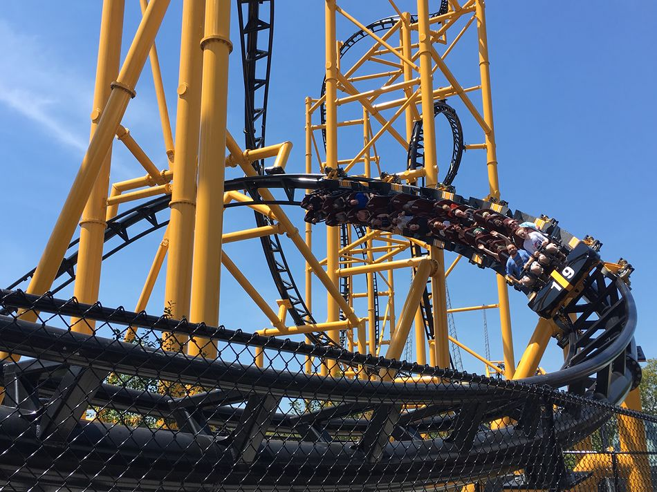 Steel Curtain photo from Kennywood