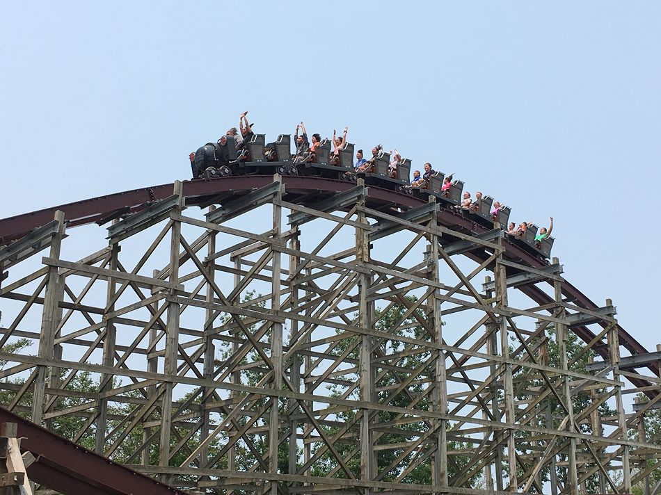 Steel Vengeance photo from Cedar Point