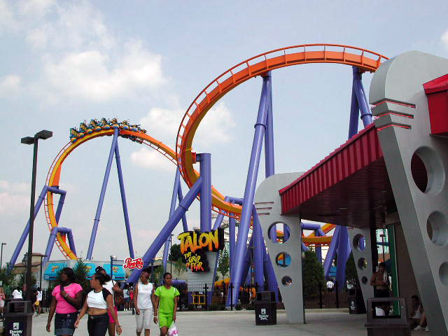 Talon photo from Dorney Park
