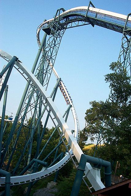 Alpengeist Photo From Busch Gardens Williamsburg Coasterbuzz