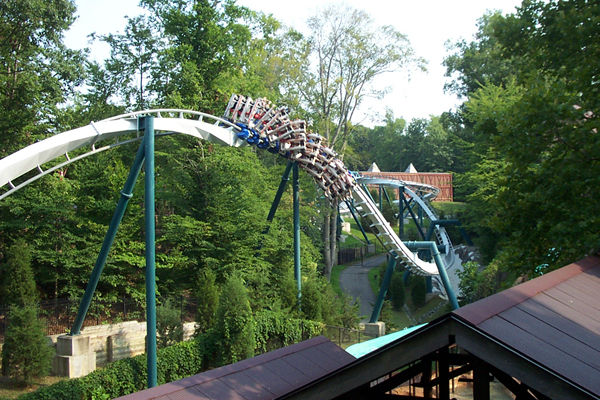 Alpengeist photo from Busch Gardens Williamsburg