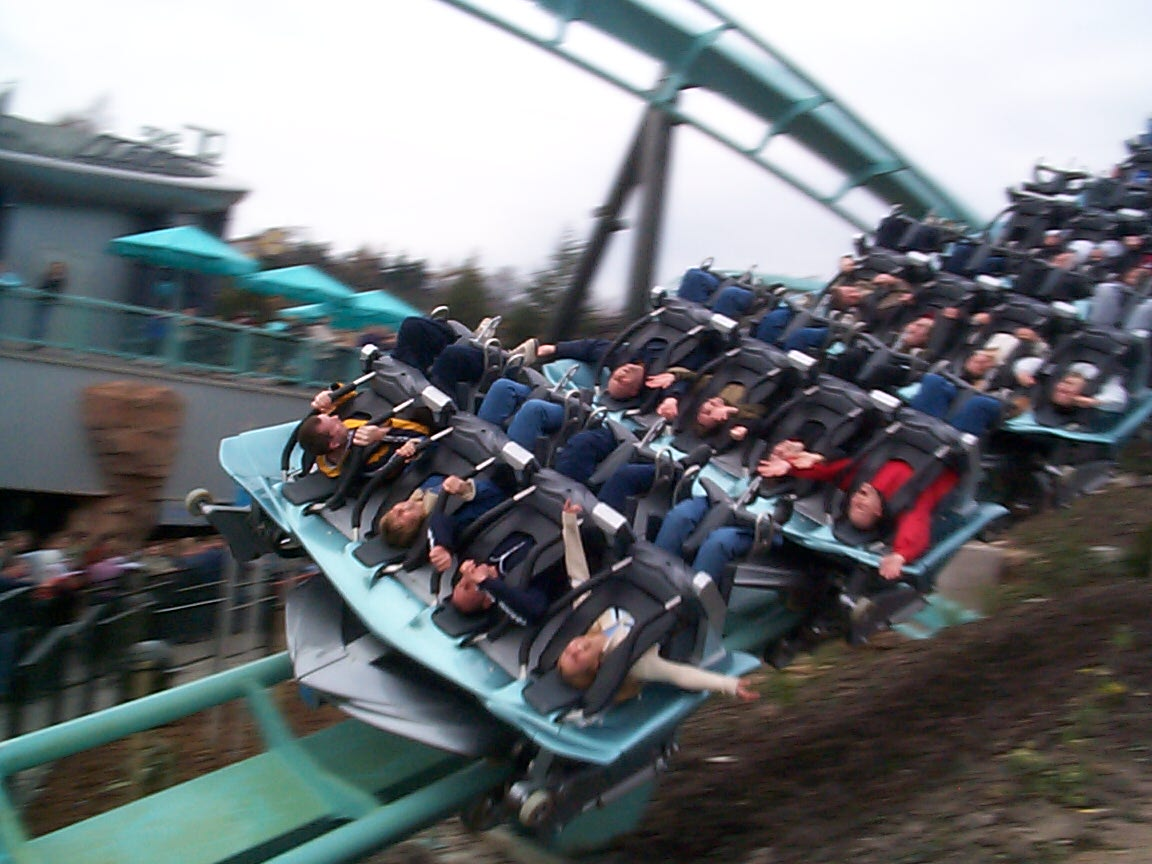 Galactica photo from Alton Towers