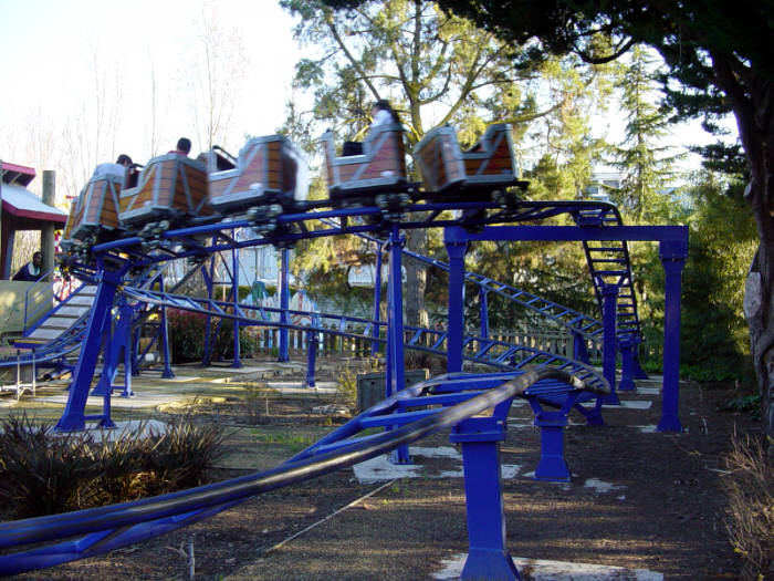 Roadrunner Express photo from Six Flags Discovery Kingdom