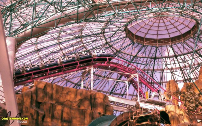 Canyon Blaster photo from Adventuredome, The