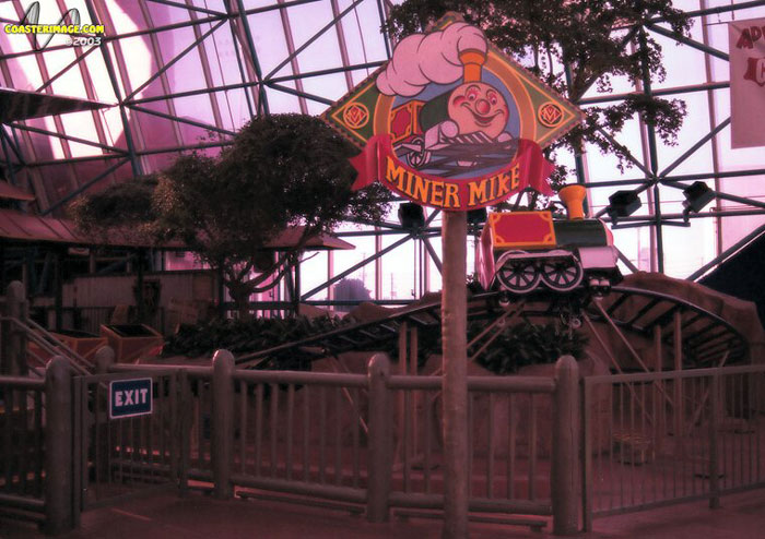 Miner Mike photo from Adventuredome, The