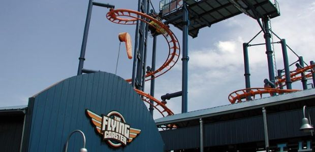 The Flying Coaster