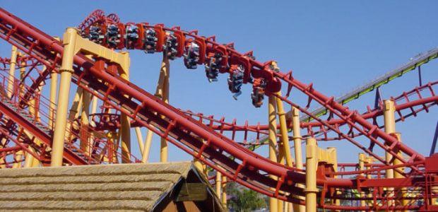 Kong at Six Flags Discovery Kingdom - CoasterBuzz