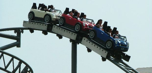 Italian Job Stunt Coaster
