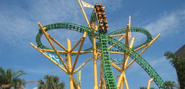 Cheetah Hunt at Busch Gardens Tampa - CoasterBuzz