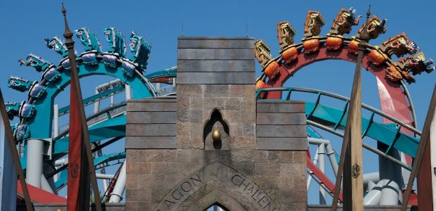 Dragon Challenge (Chinese Fireball)