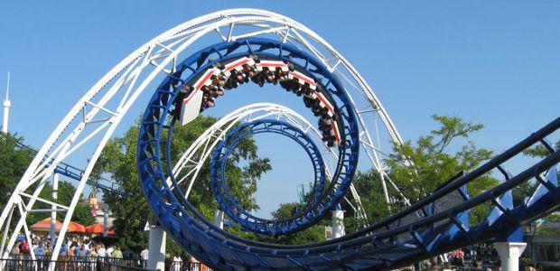 Corkscrew at Cedar Point - CoasterBuzz