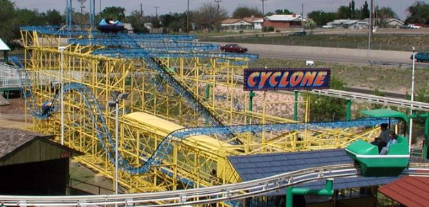 Cyclone Wild Mouse